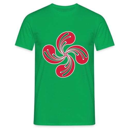 Croix Basque - T-shirt Homme