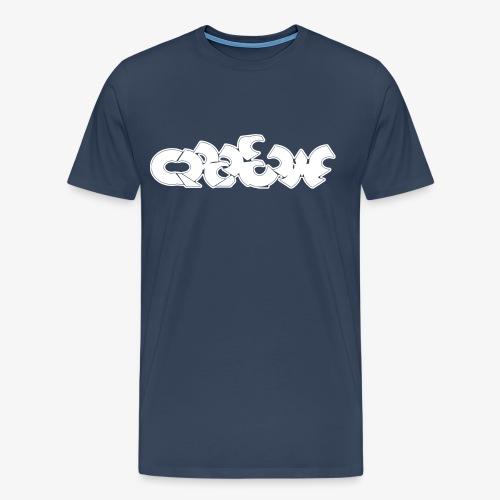 Männer Premium T-Shirt - staff crew member