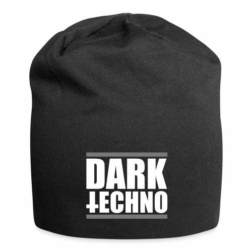 Dark Techno - Beanie - Jersey-Beanie