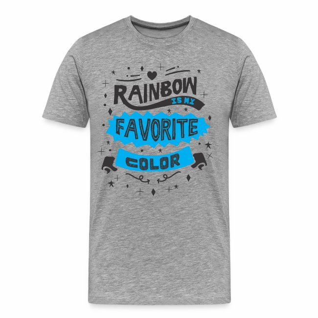 """""""Rainbow is my favorite color"""""""