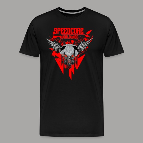 SCWW T-Shirt (Designed by Mattia Travaglini) - Männer Premium T-Shirt