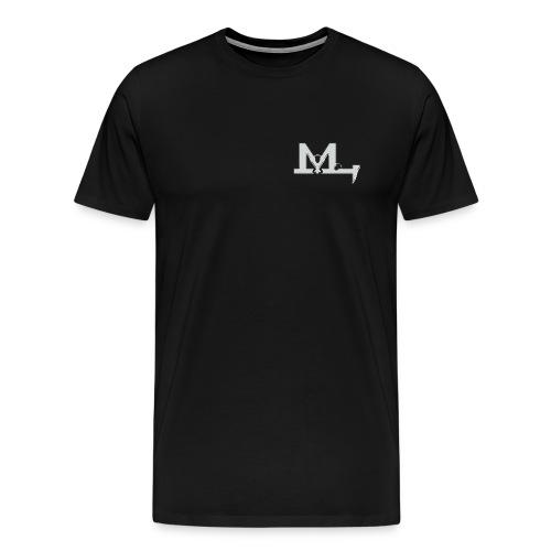 ML Logo - Männer Premium T-Shirt