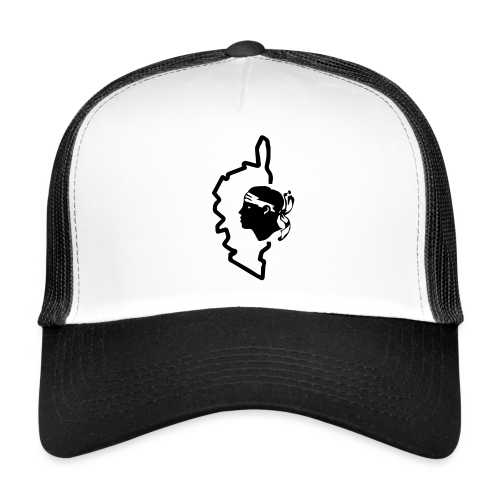 CASQUETTE CORSE - Trucker Cap