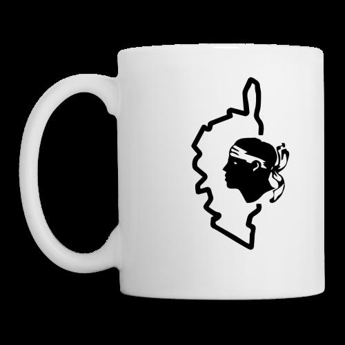 MUG corse - Mug blanc