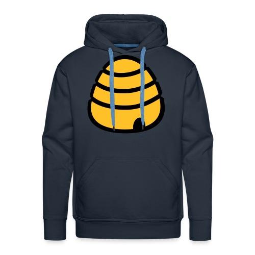 the phat beehive hoodie - Men's Premium Hoodie