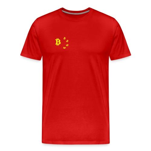 Premium Men - Peoples Republic of Bitcoin - Men's Premium T-Shirt
