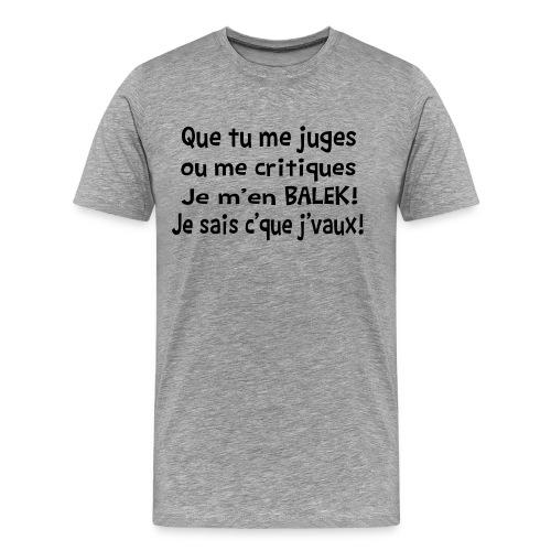 T-SHIRT HOMME TEE SHIRT HOMME - T-shirt Premium Homme