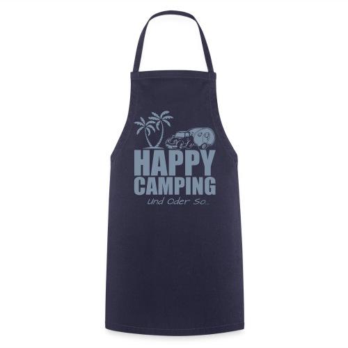Happy Barbecue Schürze - Kochschürze
