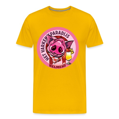 Varkensshirt - Men's Premium T-Shirt