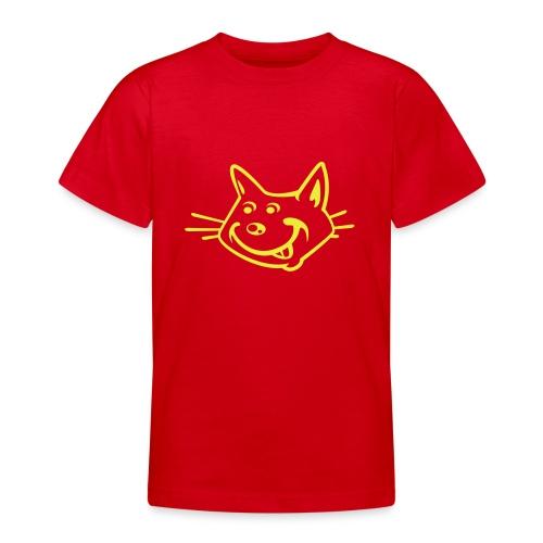 Motive-Kinder-Shirt, Kätzchen - Teenager T-Shirt