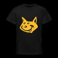 T-Shirts ~ Teenager T-Shirt ~ Motive-Kinder-Shirt, Kätzchen