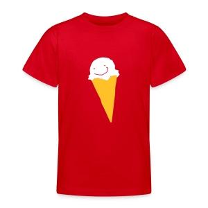Motive-Kinder-Shirt, Eis - Teenager T-Shirt