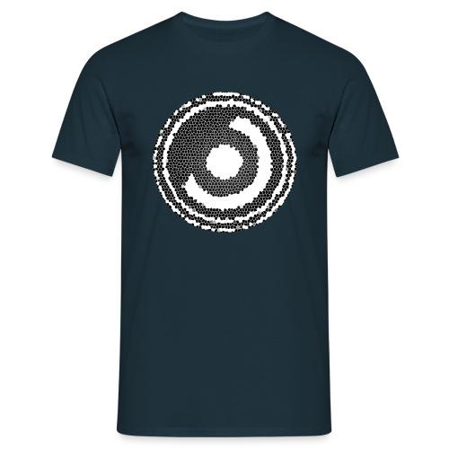 T-Shirt Men Logo Mosaik - Männer T-Shirt
