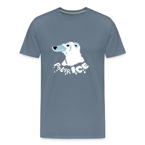 Polar Ice - Männer Premium T-Shirt