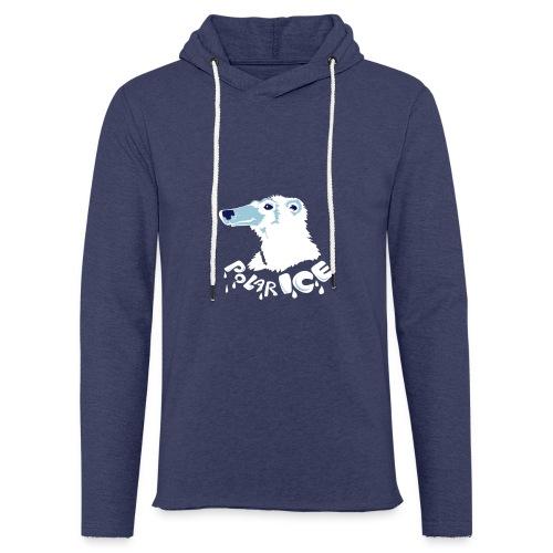 Polar Ice - Leichtes Kapuzensweatshirt Unisex