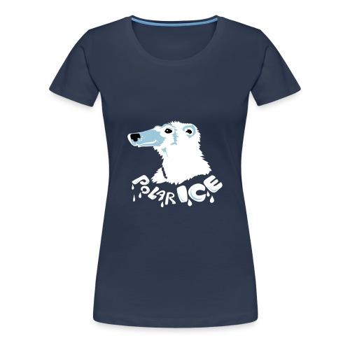 Polar Ice - Frauen Premium T-Shirt