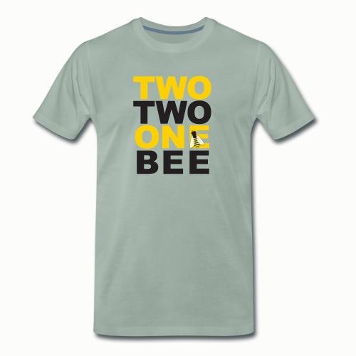 221BEE - Men's Premium T-Shirt