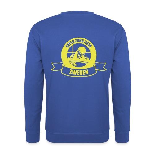 trui bdrukking linker mouw - Mannen sweater