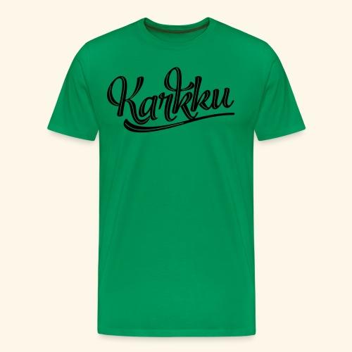 Karkku Vintage miesten - Miesten premium t-paita
