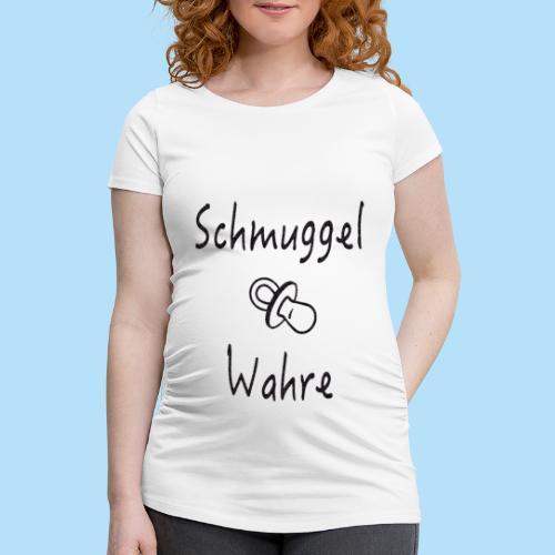 schmuggel wahre - Frauen Schwangerschafts-T-Shirt