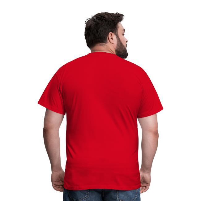Herren-T-Shirt     Hu