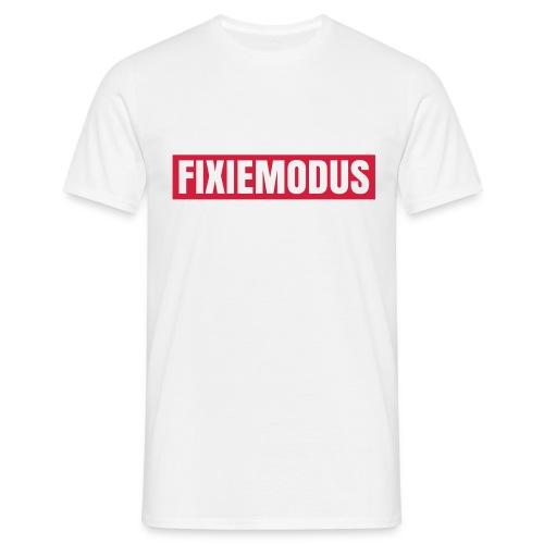 FIXIEMODUS T-SHIRT MANN 3 - Männer T-Shirt
