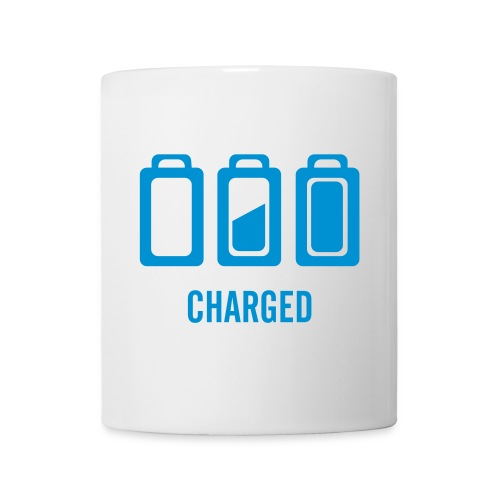 Tea Mug with Charged - Mug