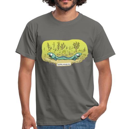 T-Shirt Männer Doppelmooraal - Männer T-Shirt