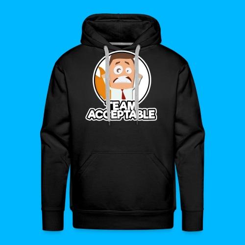 Team Acceptable Hoodie - Men's Premium Hoodie