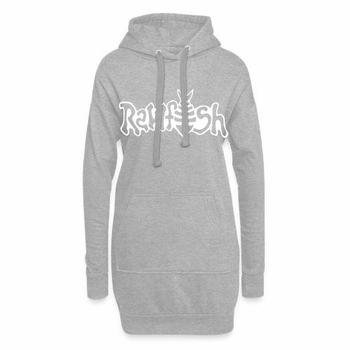 Rawfish Long Hoodie - Luvklänning