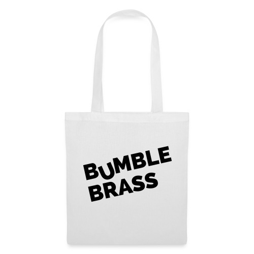 Bumble_Bag_Typo - Stoffbeutel