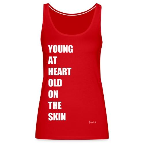 Young at Heart - Women's Premium Tank Top