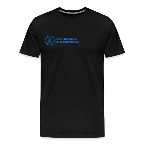 T-shirt för arbetare (herr) - Premium-T-shirt herr