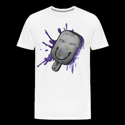 Spoon Ice Cream [Mens] - Men's Premium T-Shirt