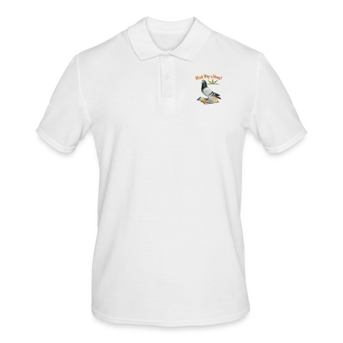 Which Way is Home? Polo T-Shirt - Men's Polo Shirt