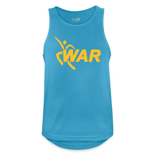WAR Top - Men's Breathable Tank Top