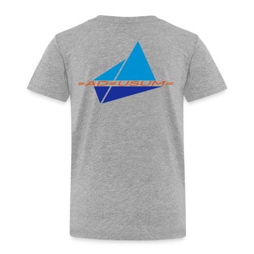 Crew-Shirt =AD=USUM= Grey/Kinder - Kinder Premium T-Shirt