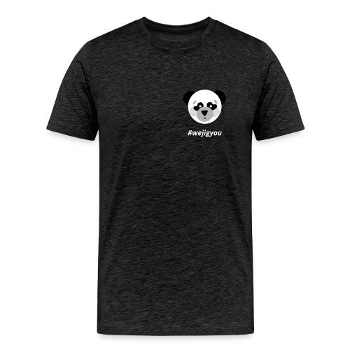 Men's Shirt for Recruiter #wejigyou - Männer Premium T-Shirt