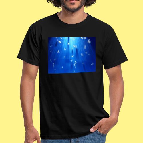 T-Shirt Homme Méduse Light - T-shirt Homme
