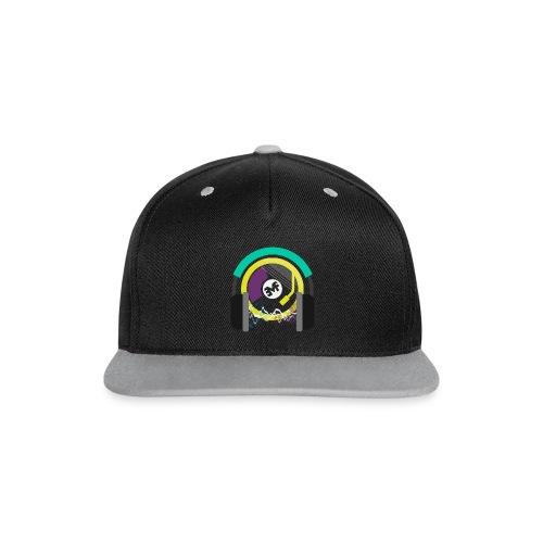 EMF Cap - Kontrast Snapback Cap