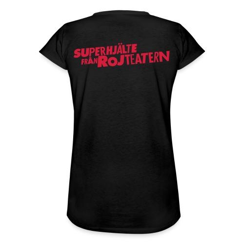 Superhjälte från RoJteatern Dam - Vintage-T-shirt dam