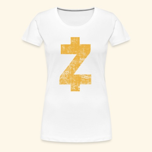Zcash Shirt Women - Frauen Premium T-Shirt