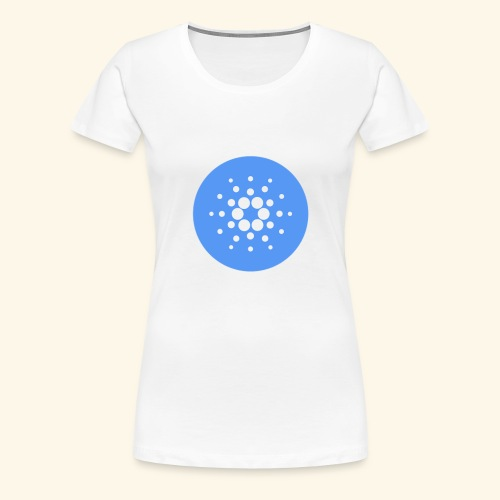 Cardano ADA 2 Shirt Women - Frauen Premium T-Shirt