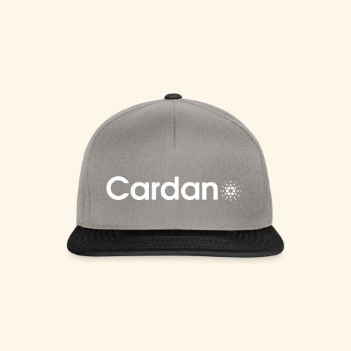 Cardano ADA Cap - Snapback Cap
