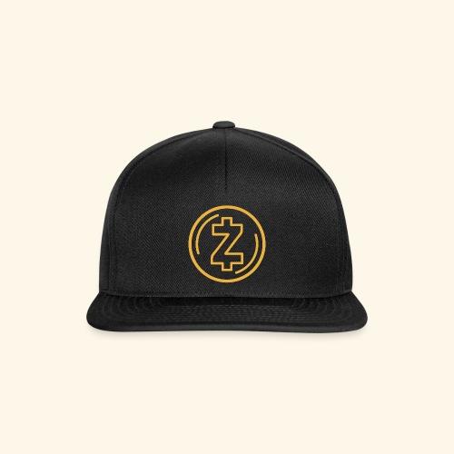 Zcash Cap  - Snapback Cap