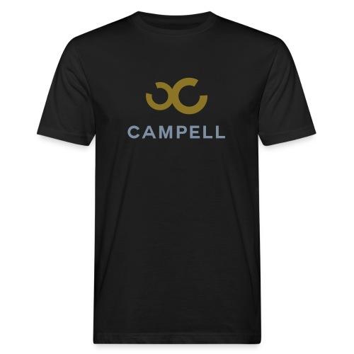 Campell Produkt - Männer Bio-T-Shirt