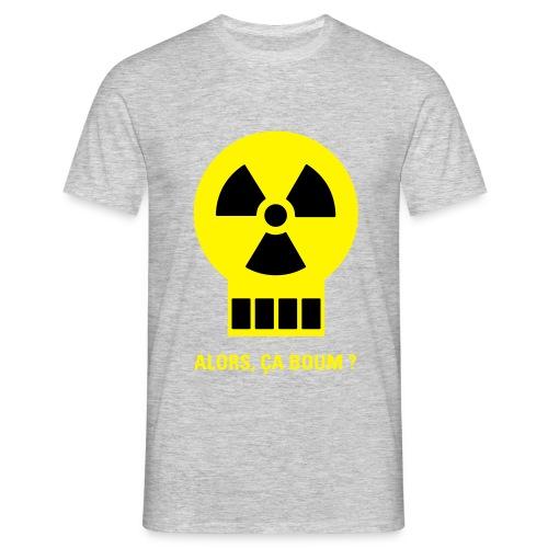 Tee-shirt Homme alors ça boum ? - T-shirt Homme