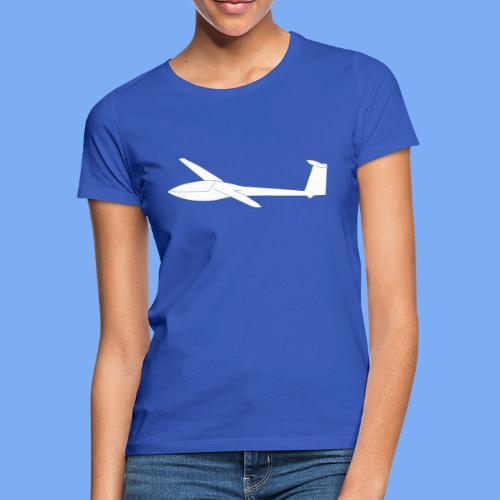 Segelflugzeug DG100 glider sailplane clothing apparel - Women's T-Shirt