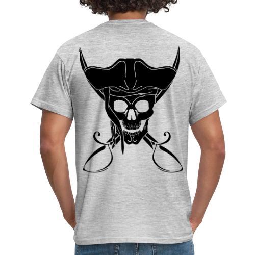 AYE TO THE CAPTAIN HOODIE - Men's T-Shirt