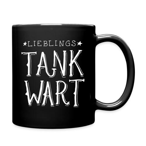 Lieblings Tankwart - Tasse einfarbig